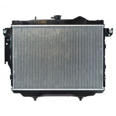 94-96 Dakota 3.9 & 5.2 Radiator w/o eng cooler