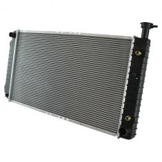 1996-2000 CHEVY G-SERIES VAN WITHOUT EOC Radiator