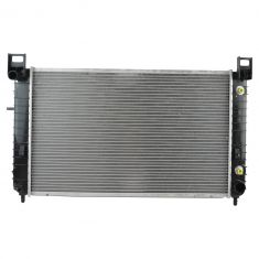 CHEVY, GMC PICK UP 4.8L/5.3L WO/AERATION Radiator