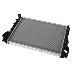 00-06 MB CL500, S430, S500; 01-02 CL55 AMG, S55 AMG Plastic Aluminum Radiator