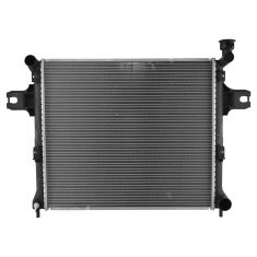 06-10 Jeep Commander; 05-10 Grand Cherokee w/5.7L Hemi Radiator