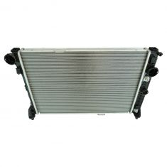 12-15 Mercedes Benz C Class; 12-16 CLS Class; 10-15 GLK Class; 10-17 E Class Multifit w/AT Radiator