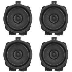 04-12 Canyon, Colorado Ext Cab Door Speaker SET of 4 (AC DELCO)