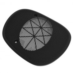 95-05 GM Mid Size SUV; 94-04 GM Mid Size PU Black Front Speaker Grille Cover Replacement LF (GM)