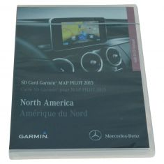 15-16 MB C-Class Sedan W205 (w/RPO 355) Plug & Play Garmin Map Pilot for Audio (Mercedes Benz)