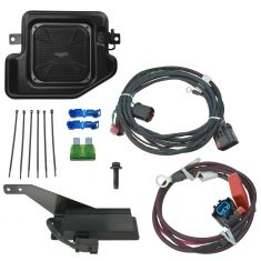 09-10 Dodge Ram 1500-3500; 11-15 Ram 1500-3500 Single 10 Inch Kicker Subwoofer Kit (Mopar)