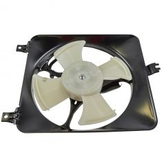 94-97 Accord Condensor Fan Assy