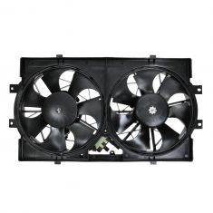 Chrysler Dodge Eagle Radiator Cooling Fan Assy