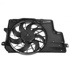 94-96 Fd Mustang 6Cyl Rad Fan Assy