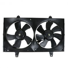Radiator Dual Cooling Fan Assy