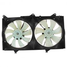 02-03 Ty Camry 6Cyl Rad/Cond Fan Assy