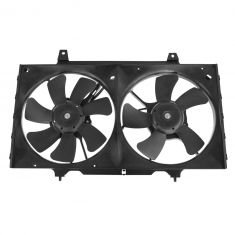 98-01 Nissan Altima Rad Cooling Fan Assembly