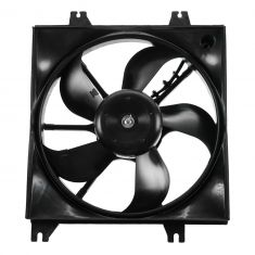 00-05 Hyundai  Accent; 06 Accent (Canadian Built) (exc sdn) Radiator Cooling Fan LH