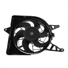 1992-95 Hyundai Elantra Radiator Fan Assembly
