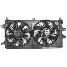 04-05 Grand Prix Impala Dual Radiator Fan With Heavy Duty Cooling