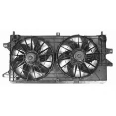 04-05 Grand Prix Monte Carlo Impala Dual Radiator Fan With Standard Cooling