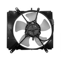 91-95 Toyota Tercel Paseo Radiator Fan AT