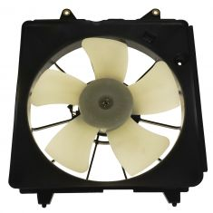 06-11 Honda Civic w/AT 1.8L Radiator Cooling Fan Assy LH