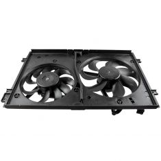 99-09 VW Multifit Radiator Dual Fan Cooling Assy