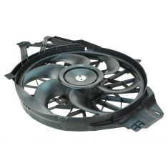 99-04 Ford Mustang 6 Cyl Radiator Cooling Fan Assy