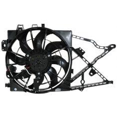 2000-05 Saturn L Series Radiator Cooling Fan Assy (Rear Location)