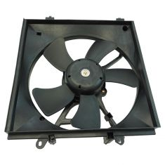 02-07 Mitsubishi Lancer (exc EVO) Single Radiator Fan Assy