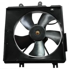 94 Kia Sephia 1.6L Radiator Cooling Fan Assy