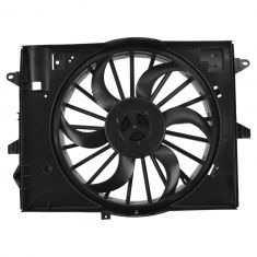 03-04 Ford Thunderbird, Lincoln LS Radiator Cooling Fan Assy