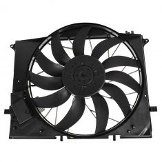 02-06 Mercedes Benz CL-Class; 01-06 S-Class Radiator Cooling Fan Assy