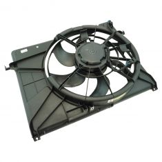 07-10 Kia Magentis w/2.4L; 06 Optima (5th Vin Digit E) 2.4L; 07-10 Optima 2.4L Rad Cooling Fan Assy