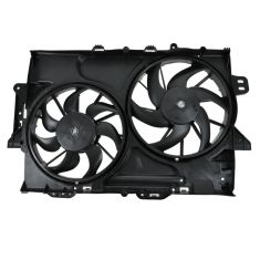 Radiator Dual Cooling Fan Assembly
