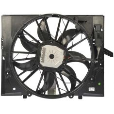 04-06 (thru 6/05) 525i, 530i; 03 (from 3/03)-05 745i; 06(thru 5/05) 750i (600 Watt) Rad Cool Fan Asy