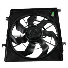 11-13 Kia Optima, Hyundai Sonata Radiator Cooling Fan Assy