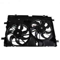 10-12 Ford Fusion w/3.5L; 10 Lincoln MKZ; 11-12 MKZ w/3.5L Radiator Dual Cooling Fan Assy
