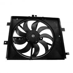 12-13 Nissan Versa Sedan w/AT Radiator Cooling Fan Assy