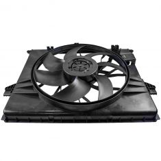 06-11 Mercedes ML-Class; 06-13 R-Class Radiator Cooling Fan Assembly