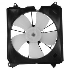13-15 Honda Accord 2.4L (w/ Denso Rad) Radiator Cooling Fan Assembly LH