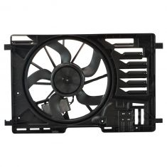 13-15 Ford Escape 1.6L, 2.5L; 14-15 Transit Connect (man temp wo rear ac) Radiator Fan Assembly