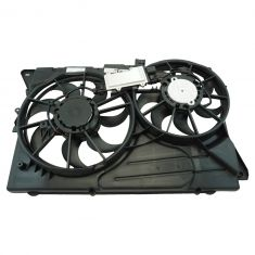 11-12 Ford Explorer; 10-12 Flex, Lincoln MKT w/2.0L, 3.5L Dual Cooling Fan Assembly
