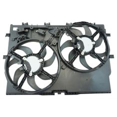 14-17 Ram Promaster Van 1500, 2500, 3500 (w/3.6L & AC) Radiator Dual Cooling Fan Assembly