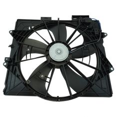 09-14 Cadillac CTS; 09 SRX; 10-11 CTS Radiator Fan Assembly