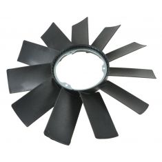 1988-03 BMW 5, 7 8, M Series 11 Blade Radiator Fan