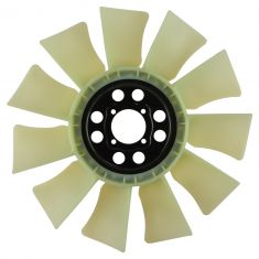 02-03 Blackwood; 97-04 Expdtn; 97-04 F150; 97-99 F250LD; 98-04 Navigator 11 Spoke Engine Fan Blade