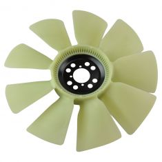 99-03 F250SD-F550SD, Van: 00-03 Excursion 7.3L Diesel 9 Spoke Engine Fan Blade