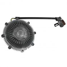 06-10 Ford Explorer, Mercury Mountaineer; 07-10 Sport Trac Electric Radiator Fan Clutch (Motorcraft)