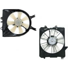 05-10 Honda Odyssey Radiator & AC Condenser Fan Kit