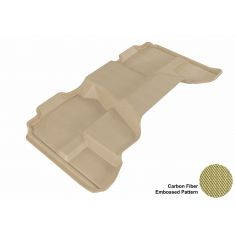 07-13 Chevy/GMC Full Size P/U Extended Cab Tan Rear Floor Liner