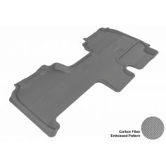 09+ Ford F150 Super Cab Gray Rear Floor Liner