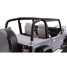 Full Roll Bar Cover Kit, 97-02 Jeep Wrangler (TJ)