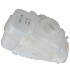 99-04 Volvo C70; 99-00 S70; 01-07 V70 01-09 S60; 99-06 S80 Radiator Overflow Bottle (w/o Cap)